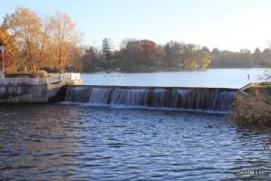 Lake Road Dam